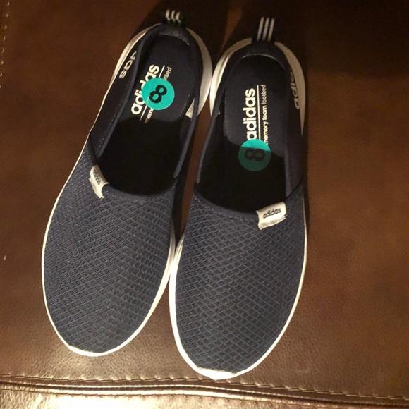 Womens Adidas Memory Foam Shoes